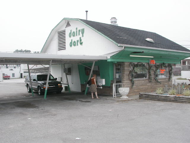 Dairy Dart Restaurant London Kentucky